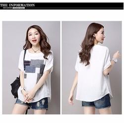 Hàng nhập áo kiểu nữ Hàn Quốc