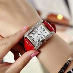 đồng hồ thời trang đính hạt