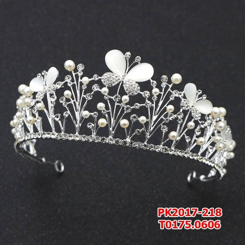 Vương miện cô dâu bướm , màu trắng đính cườm đẹp nhẹ nhàng - 4329005 , 5936463 , 15_5936463 , 175000 , Vuong-mien-co-dau-buom-mau-trang-dinh-cuom-dep-nhe-nhang-15_5936463 , sendo.vn , Vương miện cô dâu bướm , màu trắng đính cườm đẹp nhẹ nhàng