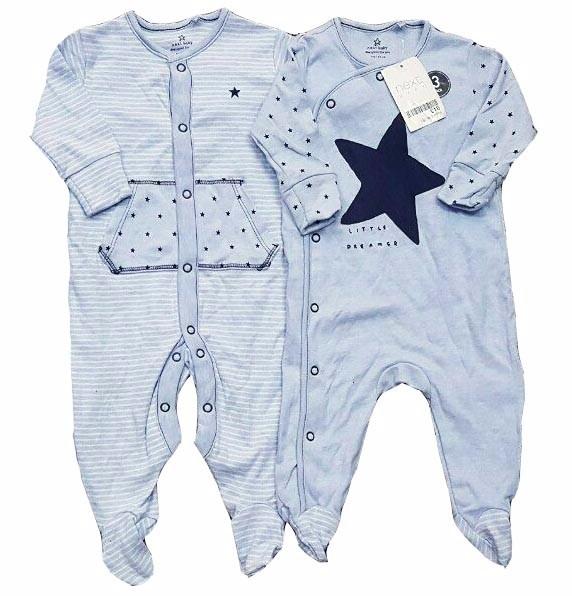 Bodysuits dài cho bé sơ sinh 1M-24M BS153 8