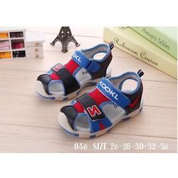 giày trẻ em cho bé trai 3-8 tuổi