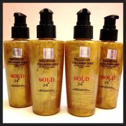 Gel Lột Collagen Vàng 24k