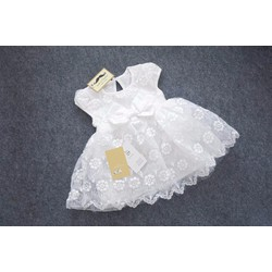 Đầm ren bé gái [6-12kg]