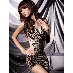 Đầm Ngủ Sexy Da Báo - MS286