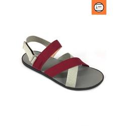 Giày sandal quai chéo phối màu trẻ trung A246