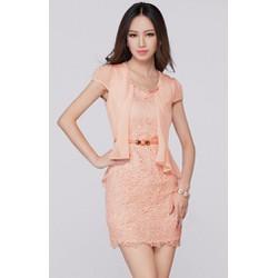 Đầm Ren Phối Voan Xinh Xắn - 1728310