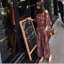 Bộ jumpsuit - áo liền quần thời trang nữ  - HY606