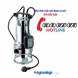 Máy bơm chìm nước thải PENTAX DXT 80 G 1.4HP