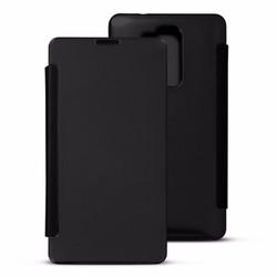 Bao da gương Huawei Mate 7 Clear View đen