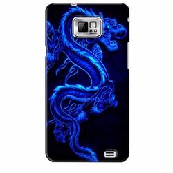 Ốp lưng Samsung Galaxy S2 - Dragon 02