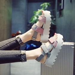 Giày Sandal Nữ cao cấp dễ thương kiểu dáng Hàn Quốc mới nhất - XS0433