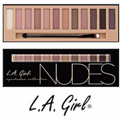BẢNG PHẤN MẮT L.A GIRL EYESHADOW COLLECTION NUDES