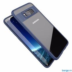 Ốp lưng Samsung Galaxy S8 IPAKY trong suốt viền nhựa dẻo