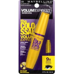 Mascara MAYBELLINE The Colossal Volum Express 9X