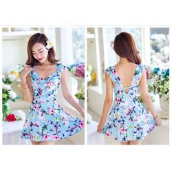 váy bơi 6029 phong cách thời trang .
