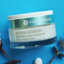 Kem dưỡng ẩm da hỗn hợp Hydra Vegetal Yves Rocher