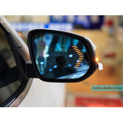 Gương xi nhan cho xe ô tô Toyota Vios