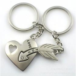 Móc khóa tình yêu tặng cho người yêu thì tuyệt