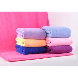 Khăn tắm choàng cao cấp nhiều màu 130 x 65 cm