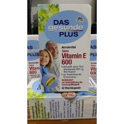 Vitamin E Viên uống đẹp da