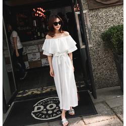 Bộ jumpsuit - áo liền quần thời trang nữ - HY520