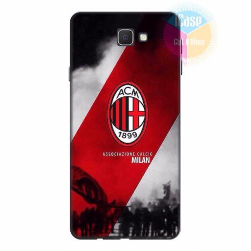 Ốp lưng Samsung Galaxy J7 Prime in hình CLB AC Milan