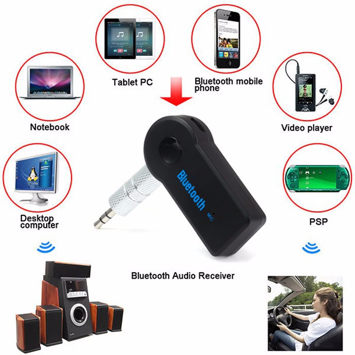 Car Audio Bluetooth cho ô tô 3