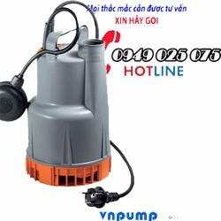 Máy bơm chìm nước thải PENTAX DP 40 G 0.25HP
