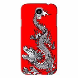 Ốp lưng Samsung Galaxy S4 - Dragon 01