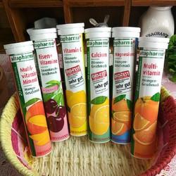 Viên sủi Vitamin C