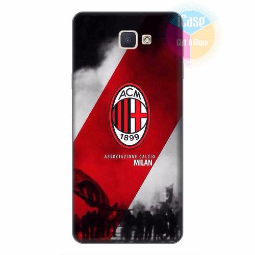 Ốp lưng Samsung Galaxy J5 Prime in hình CLB AC Milan