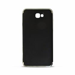 Ốp lưng chống sốc Galaxy J7 Prime viền màu xám