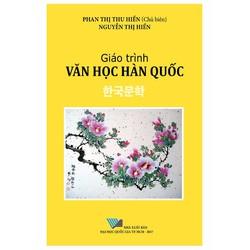 Giáo trình văn học Hàn Quốc