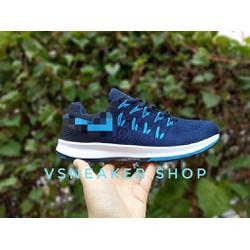 Giày thể thao chạy bộ nam đế dẻo màu xanh dương - PG3303