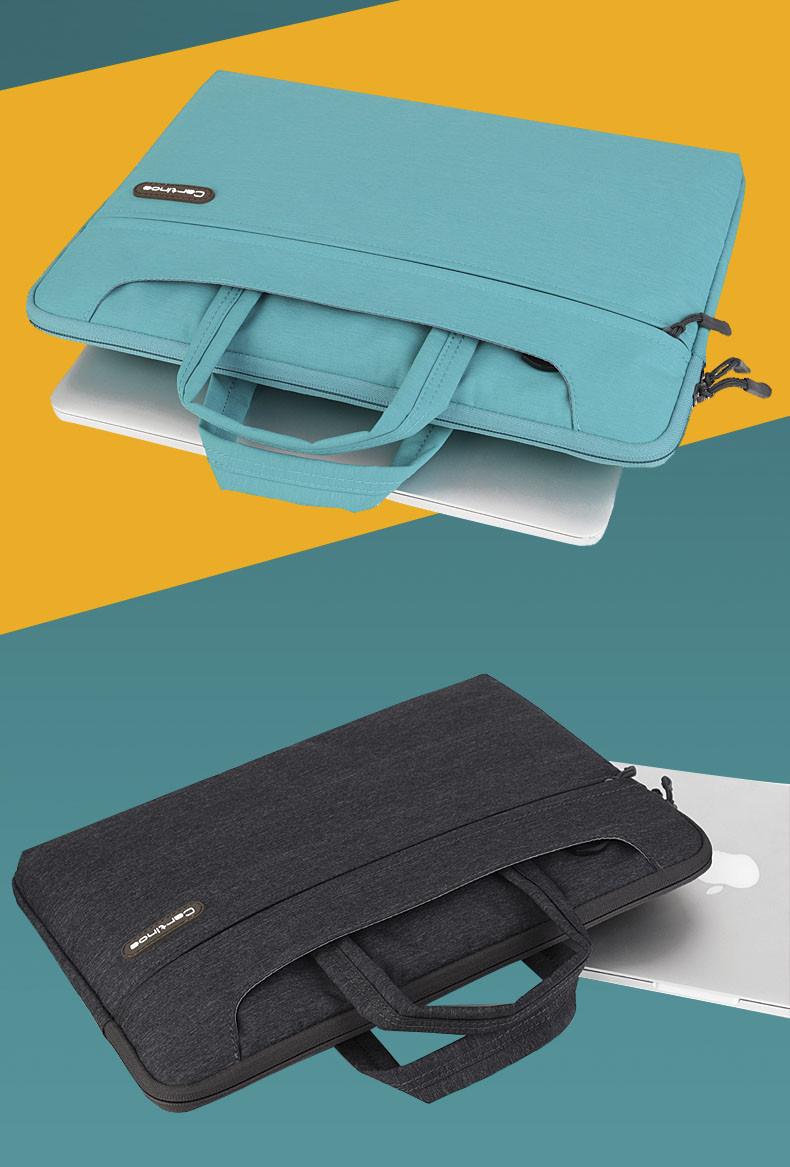 Túi laptop thời trang cao cấp Cartinoe Starry 13.3 inch 10