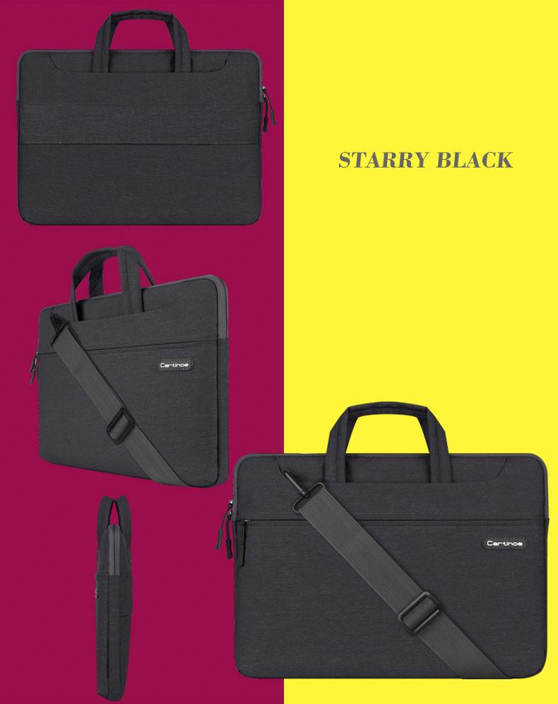 Túi laptop thời trang cao cấp Cartinoe Starry 13.3 inch 6