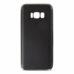 Ốp lưng chống sốc Galaxy S8 viền màu xám