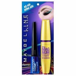 Bộ đôi Mascara và Kẻ mắt nước_BN454