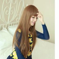 Tóc giả - tóc giả - Màu NÂU ĐẬM -8805A-33