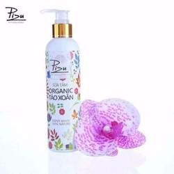 Sữa Tắm Organic Tảo Xoắn Pizu HH-04