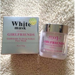 Combo 10 Mặt nạ dưỡng trắng da White Mask GirlFriends