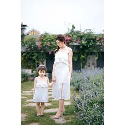 Đàm đôi cho mẹ và bé dễ thương HGS 995