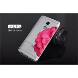 Ốp lưng Xiaomi Redmi Note 4x dẻo hoa văn 3D 1 | Ốp lưng Redmi Note 4x