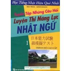 Tuyển tập những câu hỏi Nhật ngữ cao cấp N1 – Có tiếng Việt