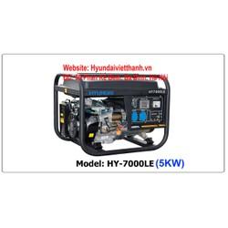 Máy phát điện Xăng 5KW HYUNDAI HY 7000LE