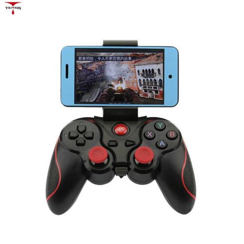 Tay cầm chơi game Bluetooth tặng kẹp điện thoại
