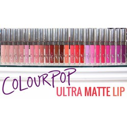 Son Colourpop Ultra Matte