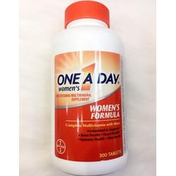 ONE A DAY Women Formula Vitamins 300 viên - của Mỹ