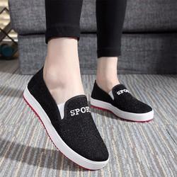 TT231D - Giày slip on đi bộ cực êm chân - Doni86