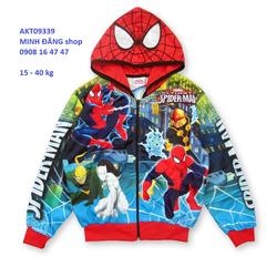 Áo khoác Spiderman - hàng Thái lan